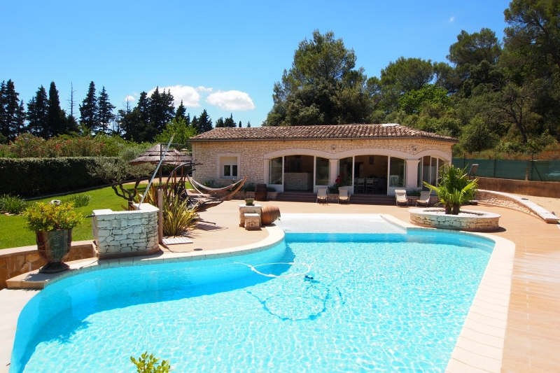 Vente de prestige maison / villa Goudargues 795 000€ - Photo 2