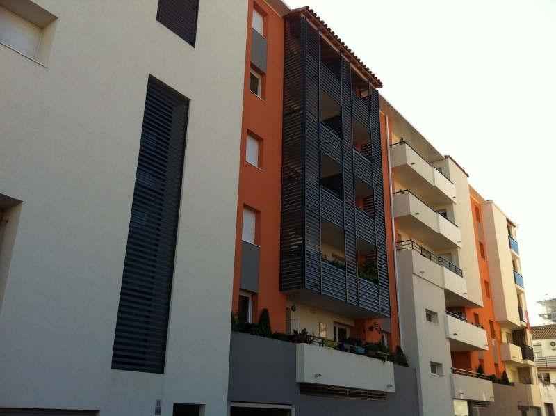 Location appartement Sete 776€ CC - Photo 1