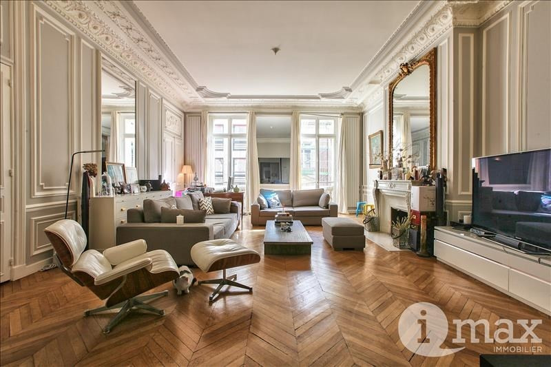 Vente de prestige appartement Paris 8ème 2 080 000€ - Photo 1
