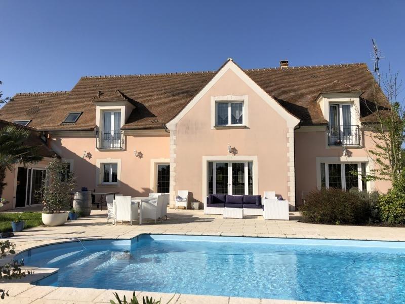 Vente de prestige maison / villa La queue les yvelines 990000€ - Photo 3