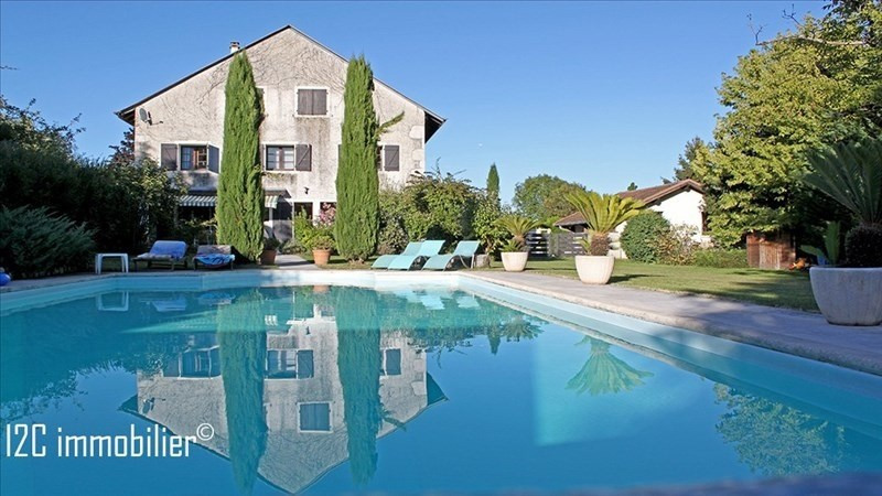 Vente maison / villa Ornex 1575000€ - Photo 1
