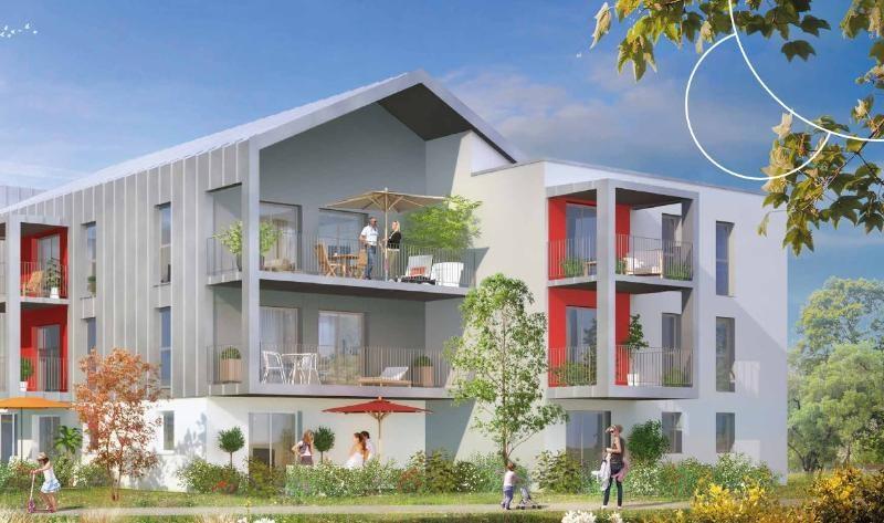 Location appartement Beaucouze 470€ CC - Photo 2