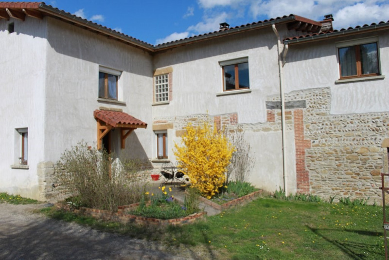 Vente maison / villa Montseveroux 364500€ - Photo 1