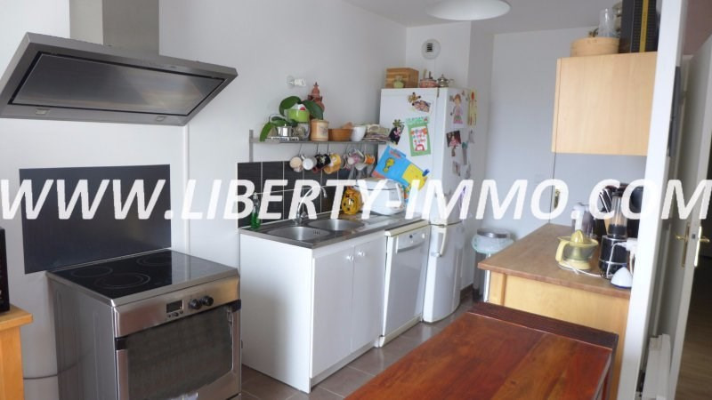 Vente appartement Trappes 192000€ - Photo 1