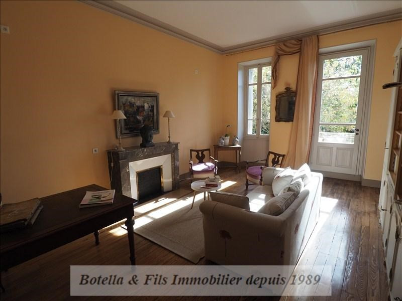 Immobile residenziali di prestigio castello Uzes 889000€ - Fotografia 8