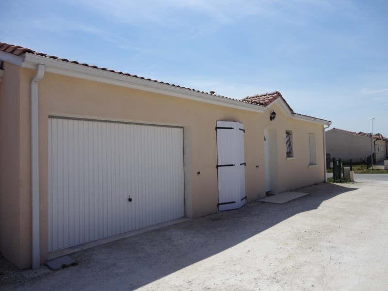Vente maison / villa St medard de guizieres 160000€ - Photo 2