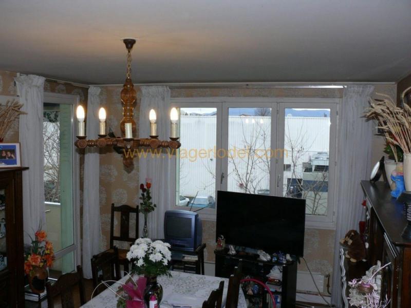 Vendita nell' vitalizio di vita appartamento Clermont-ferrand 55000€ - Fotografia 1