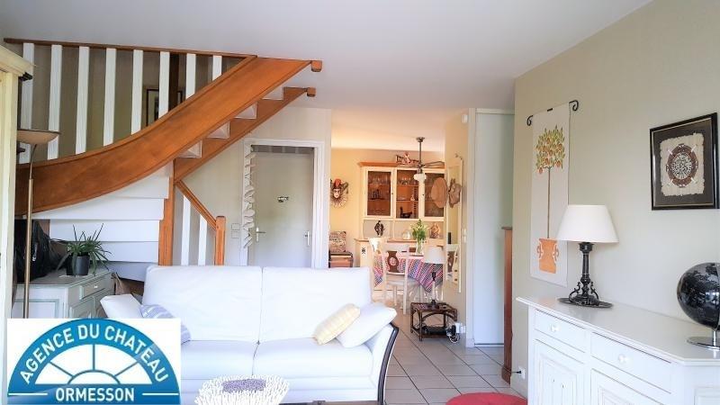 Vente appartement Chennevieres sur marne 323000€ - Photo 1