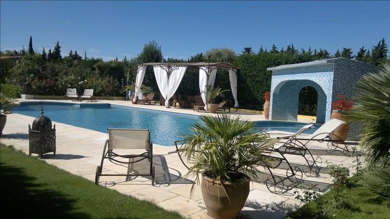 Immobile residenziali di prestigio casa Carpentras 975000€ - Fotografia 2