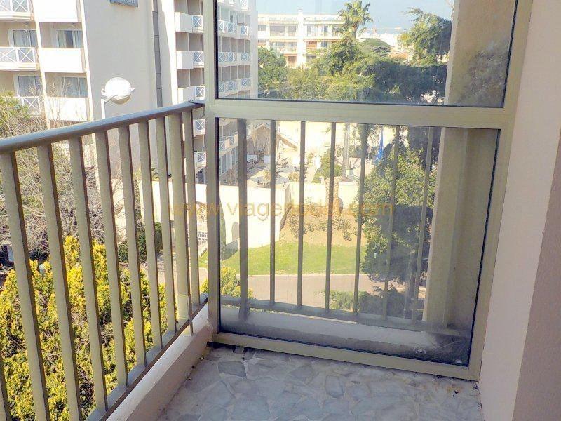 Verkoop  appartement Juan-les-pins 190000€ - Foto 10