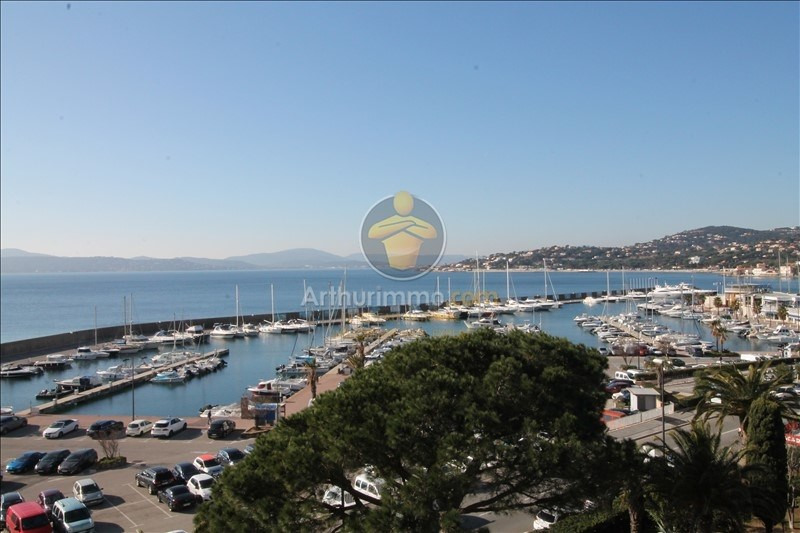 Deluxe sale apartment Sainte maxime 598 000€ - Picture 1