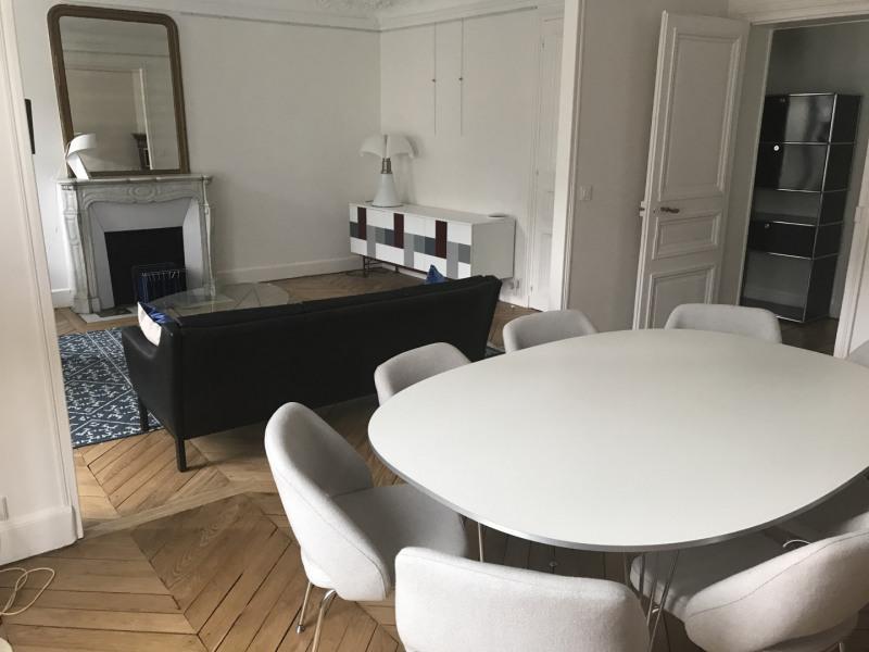 Rental apartment Paris 16ème 3445€ CC - Picture 3