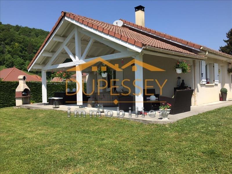 Sale house / villa Velanne 210000€ - Picture 2
