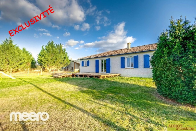 Vente maison / villa Bessieres 237375€ - Photo 1