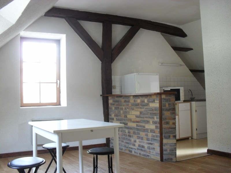 Rental apartment Auxerre 290€ CC - Picture 1