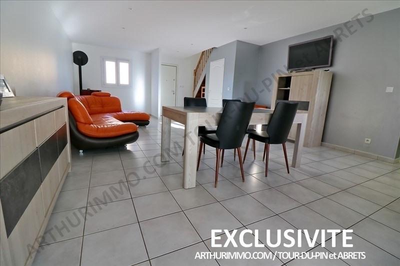 Vente maison / villa Bourgoin jallieu 168500€ - Photo 2