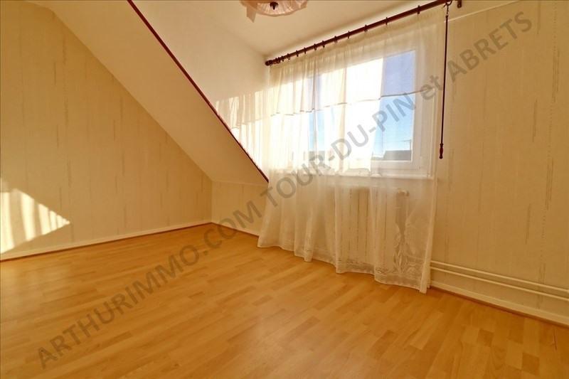 Sale house / villa La tour du pin 145000€ - Picture 7