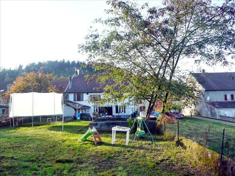 Vente maison / villa Baccarat 136500€ - Photo 1