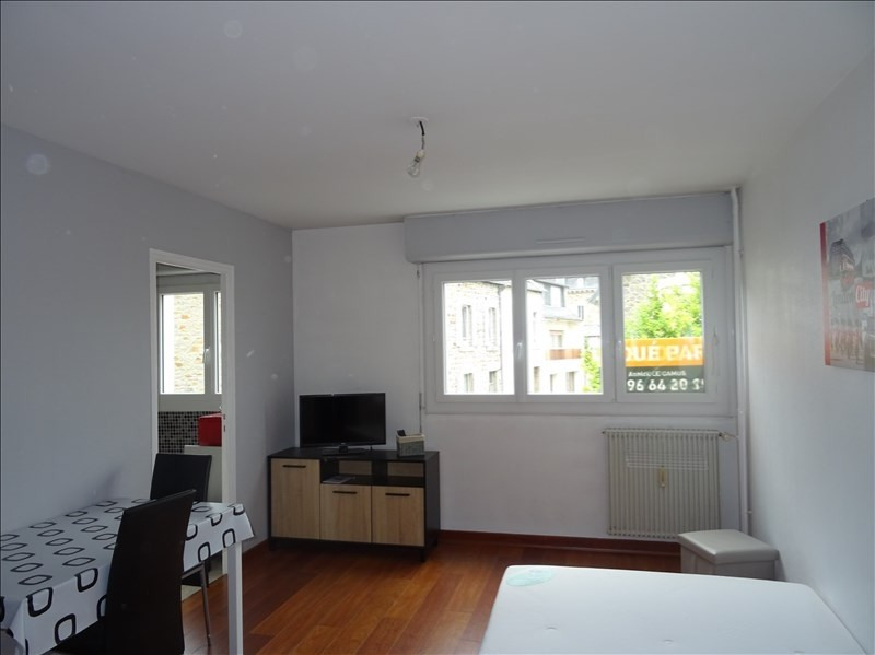 Rental apartment St brieuc 352€ CC - Picture 2
