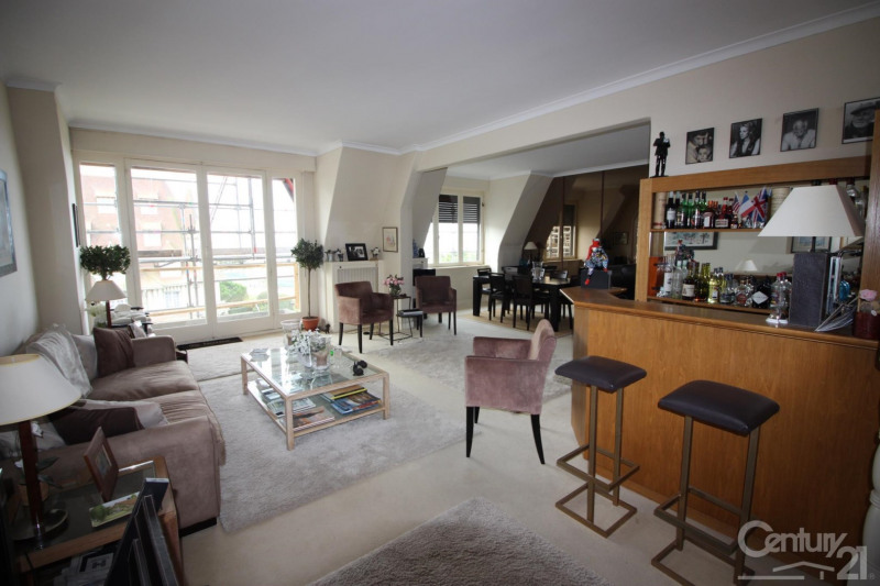 Revenda residencial de prestígio apartamento Deauville 1200000€ - Fotografia 4