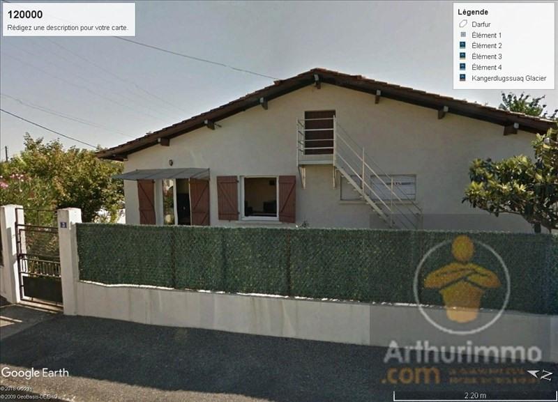 Vente maison / villa Aureilhan 115000€ - Photo 1