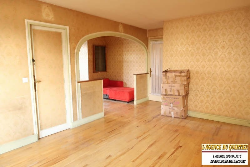 Vente appartement Boulogne billancourt 530 000€ - Photo 2