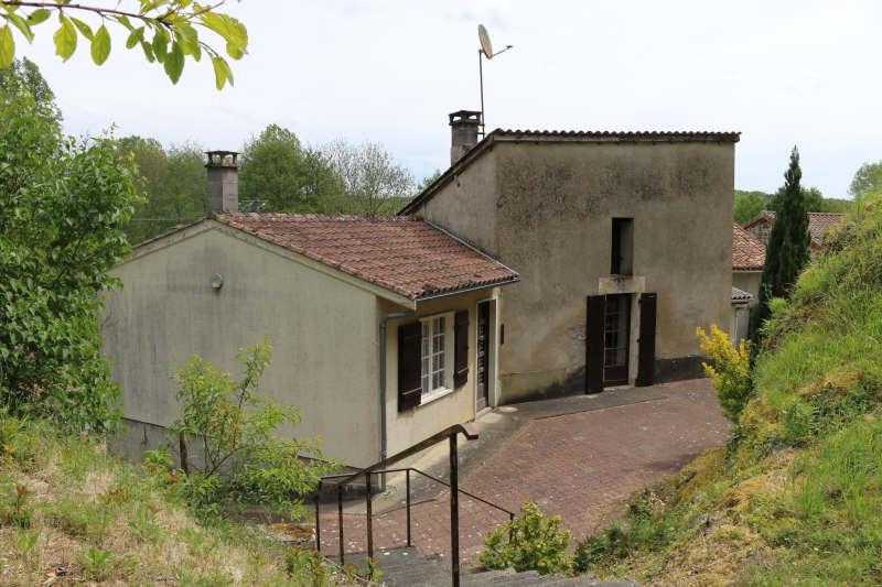 Sale house / villa St front la riviere 85000€ - Picture 1