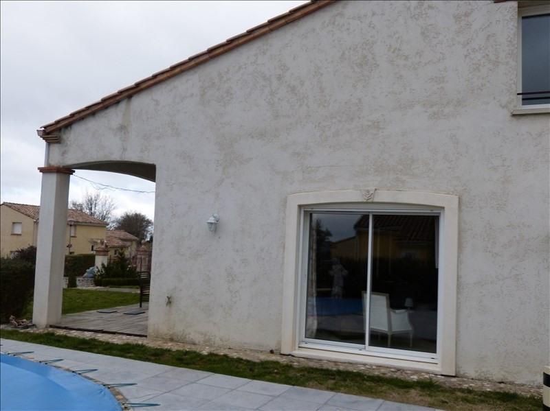 Vendita casa Puygouzon 382000€ - Fotografia 12