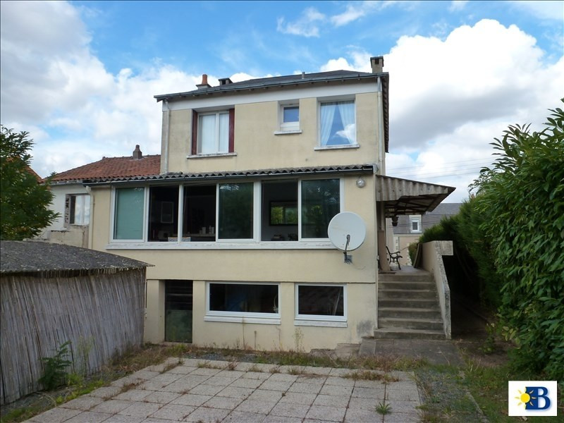 Vente maison / villa Chatellerault 159 000€ - Photo 1