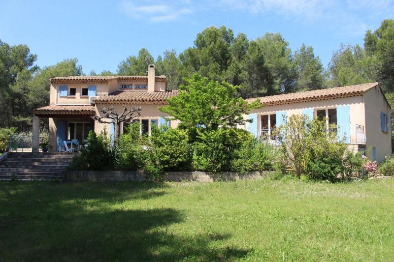 Immobile residenziali di prestigio casa Lambesc 695000€ - Fotografia 5