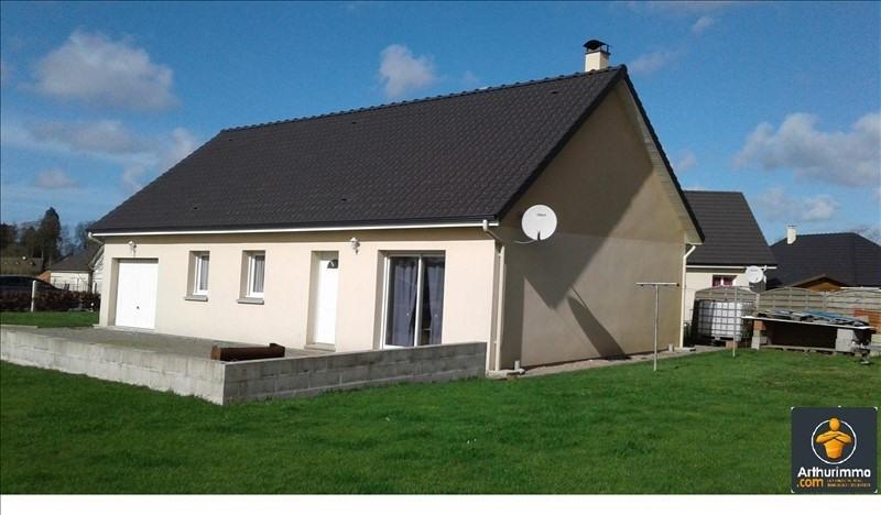 Vente maison / villa Fauville en caux 159600€ - Photo 1