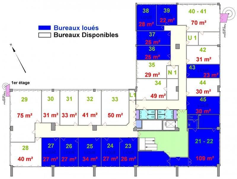 Location Bureau Garges-lès-Gonesse 0