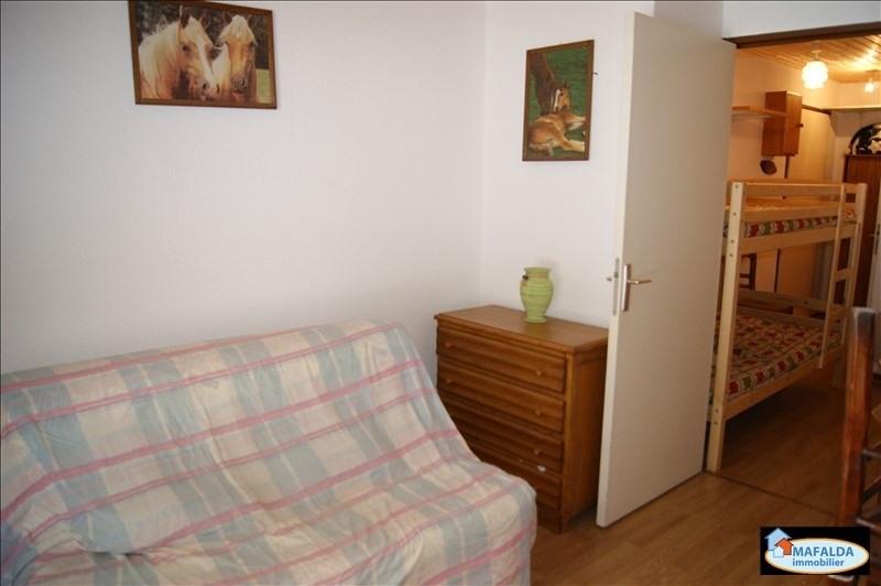 Rental apartment Mont saxonnex 480€ CC - Picture 3
