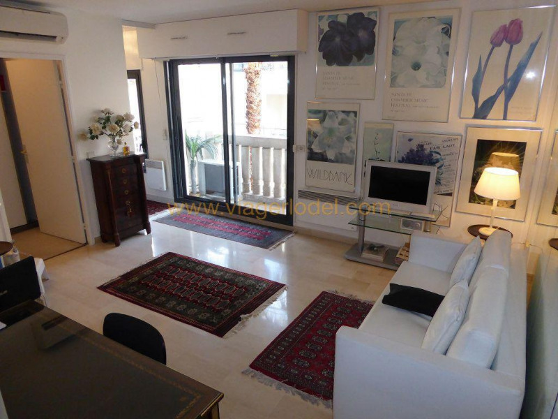 Life annuity apartment Cannes 117 000€ - Picture 1