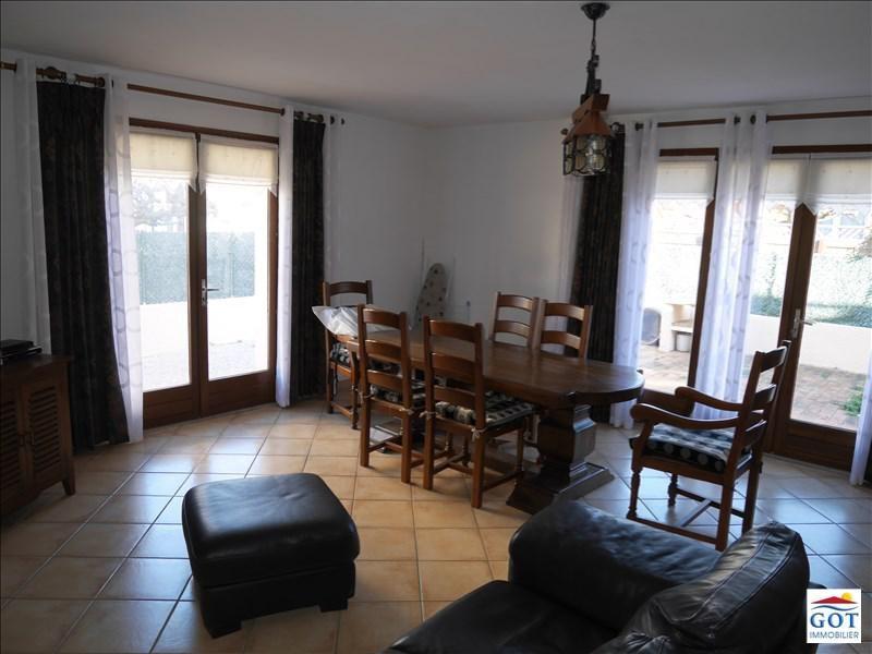 Vente maison / villa St laurent de la salanque 221500€ - Photo 1