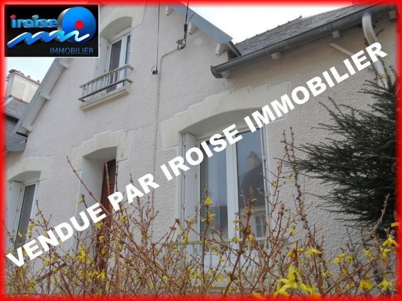 Vente maison / villa Brest 129900€ - Photo 1