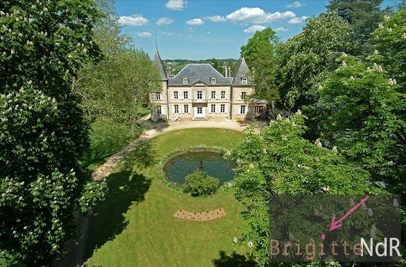 Deluxe sale house / villa Condat sur vienne 650000€ - Picture 1