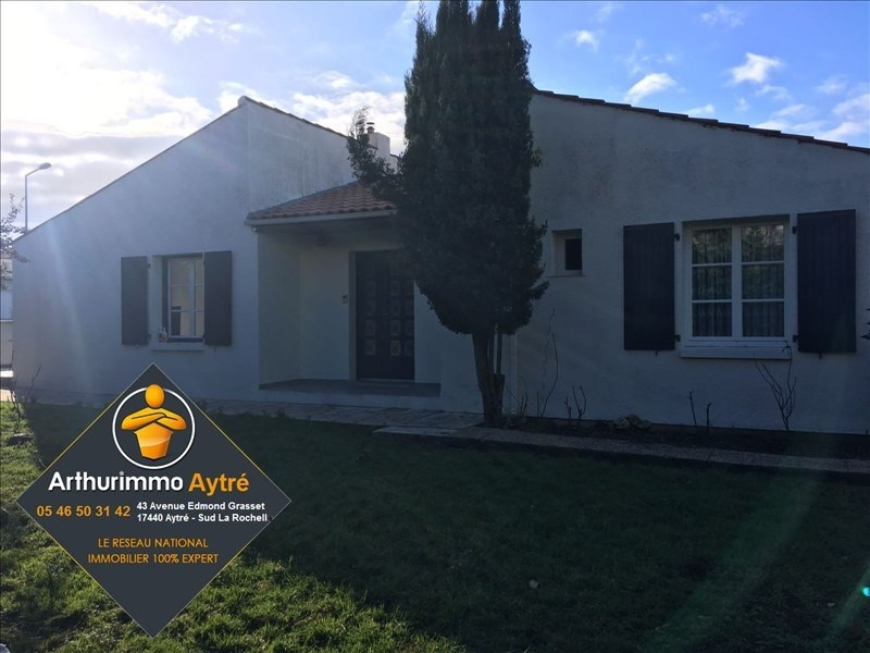 Vente maison / villa Rochefort 296400€ - Photo 1