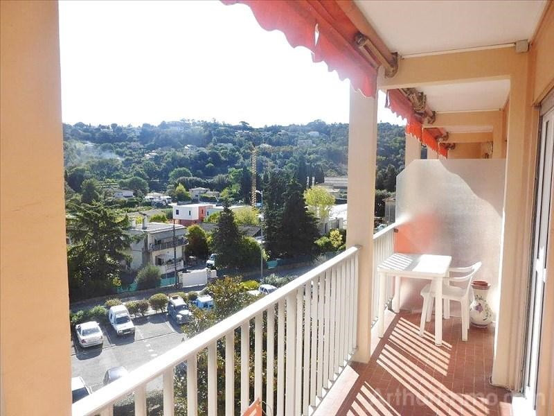 Sale apartment Vallauris 184 000€ - Picture 2