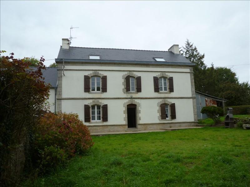 Vente maison / villa Clohars carnoet 278250€ - Photo 1
