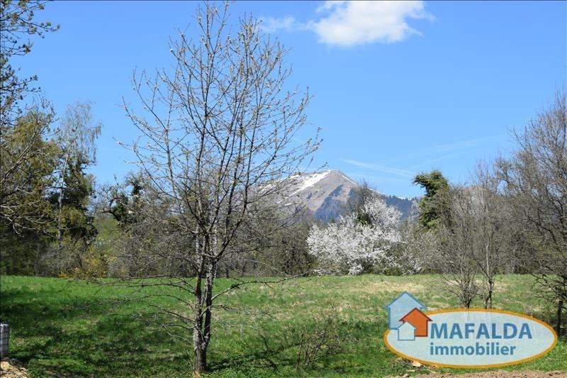 Vente terrain Mont saxonnex 110000€ - Photo 2