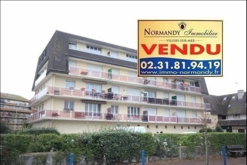 Sale apartment Villers sur mer 79500€ - Picture 1