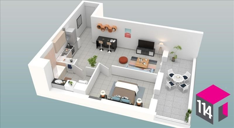 Vente appartement St bres 156400€ - Photo 4