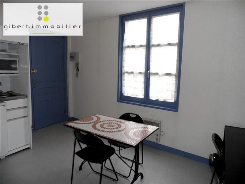 Location appartement Le puy en velay 293,75€ CC - Photo 2