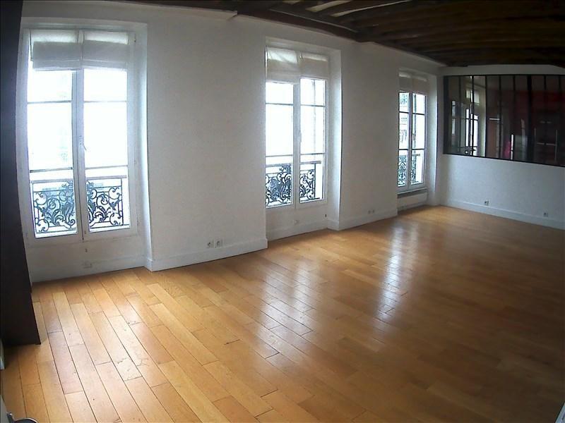 Vente appartement Paris 11ème 665000€ - Photo 2