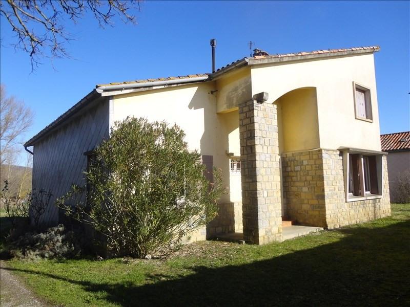 Vente maison / villa Mirepoix 115000€ - Photo 1