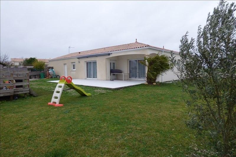 Vente maison / villa Saint sulpice de royan 414750€ - Photo 1