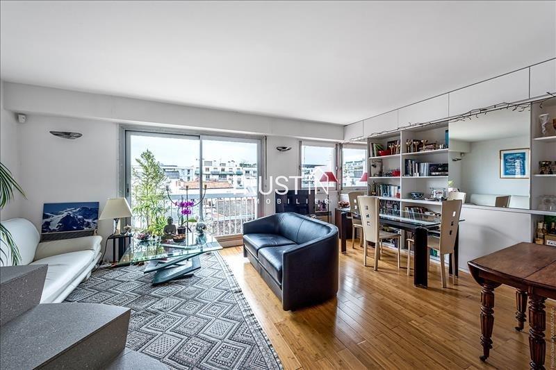Vente de prestige appartement Paris 15ème 1302000€ - Photo 5