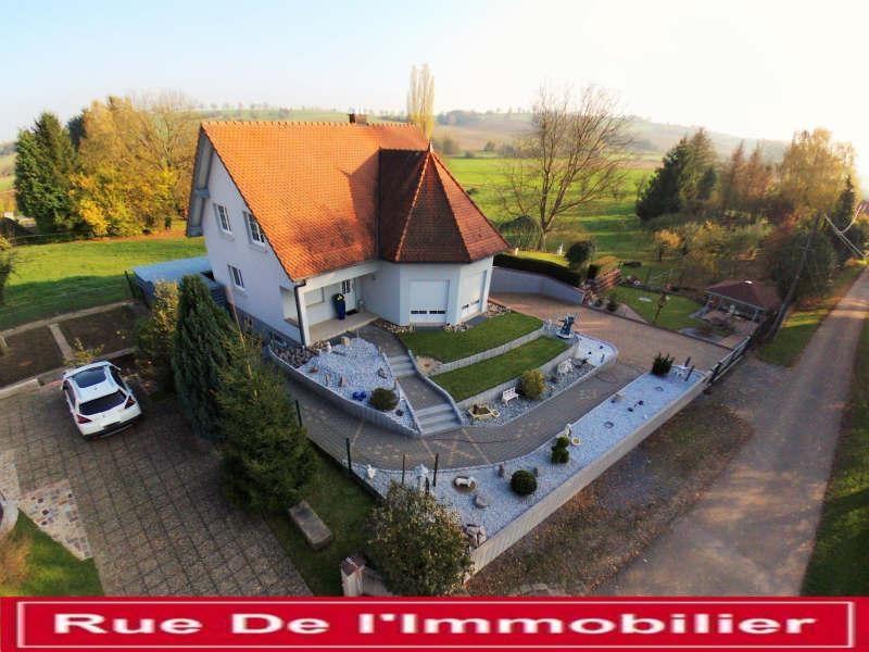 Vente maison / villa Haguenau 416000€ - Photo 1