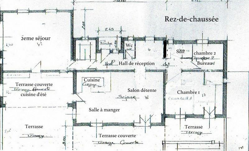Revenda residencial de prestígio casa Tourrettes 895000€ - Fotografia 16